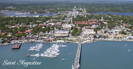 St. Augustine Vacation Home Rentals, Inns, Hotels, Resorts and Guest House Inns
